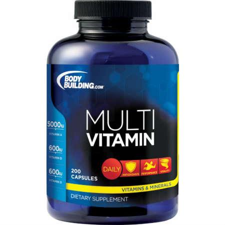 Мультивитамины Bodybuilding