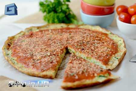 Рецепт домашней пиццы на завтрак